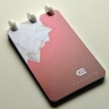 ESQUOIA Pocket Pink